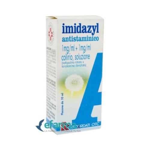 #Imidazyl antistaminico collirio 10 ml  ad Euro 5.50 in #Gocce oculari #Farmaci senza ricetta allergia