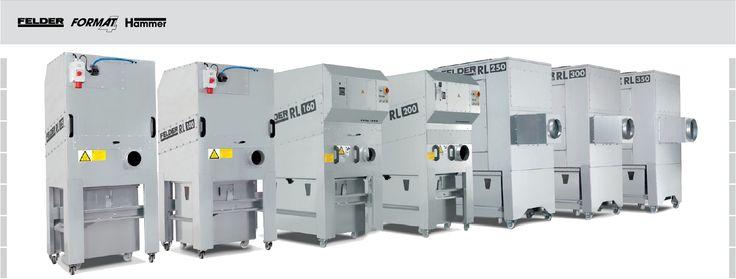 Daca esti in cautarea unor sisteme de exhaustare industriala, avem solutia potrivita: Seria RL de la Felder. Iata 4 motive pentru a te convinge. + Mobilitate si performanta ridicata intr-un spatiu redus + Grad inalt de filtrare a aerului - volumul particulelor eliberate se situeaza sub 0.1 mg/mc + Conectare a pana la 8 echipamente + Distributie optimizata a deseurilor intre sacii de colectare #feldergruppe #felder #RL #exhaustare