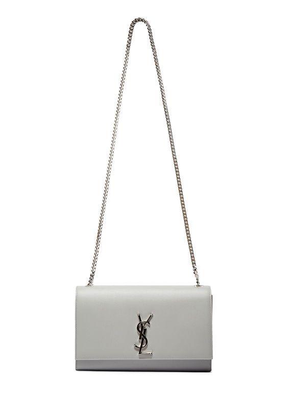 42af070f18f YSL Monogrammed Chain Handbag | Handbags | Ysl monogram bag, Bags, Ysl  handbags