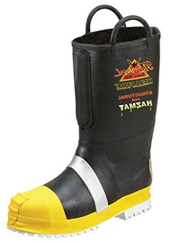 """Thorogood Men's 14"""" Steel Toe Insulated Felt Fire Boots >>> Click image for more details."""