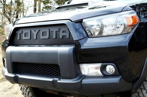 BPF - 2010-2013 Toyota 4Runner Grill
