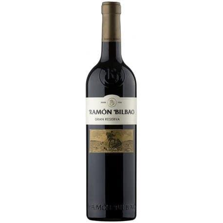 Ramón Bilbao Gran Reserva 2010 por sólo 19,50 € en nuestra tienda En Copa de Balón:    https://www.encopadebalon.com/es/rioja/1432-ramon-bilbao-gran-reserva-2010    Ramón Bilbao Gran Reserva 2010 es un vino tinto de la D.O. Rioja elaborado por la bodega Ramón Bilbao.  La Bodega Ramón Bilbao nace en 1924 en Haro, Rioja Alta, elaborando desde entonces vinos de calidad. En 2015 fue nombrada mejor Bodega española en la International Wine and Spirit Competition de Londres.