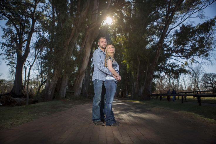 Pretoria Couples Photographer Darrell Fraser