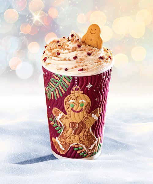 Vánoce 2017 - Perníkové latte