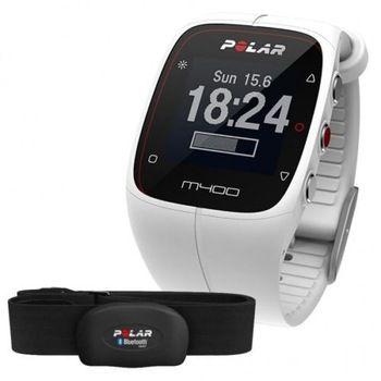Белый M400 белый сердечного ритма монитор GPS трекер спортивные часы http://ru.aliexpress.com/item/Polar-M400-White-Heart-Rate-Monitor-GPS-Activity-Tracker-Sport-Watch-90051347/32290487091.html