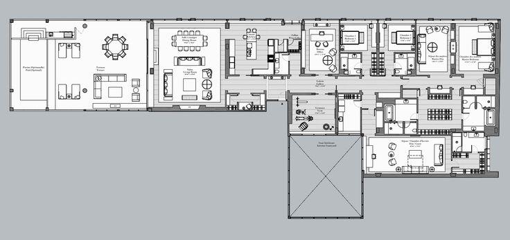 Floor Plan Of 1801
