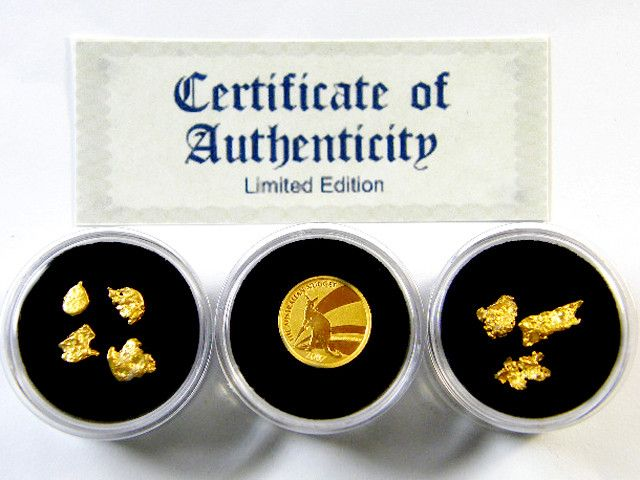 TREASURES OF AUSTRALIA GOLD SERIES  5-50 (TAG) gold nuggets,gold coin