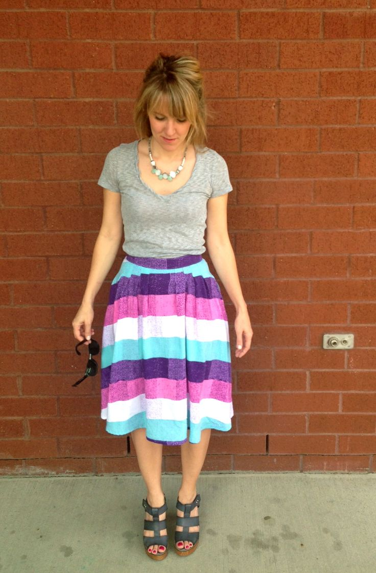 22 besten Colette Zinnia Skirt Bilder auf Pinterest   Näharbeiten ...