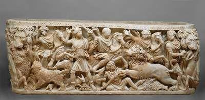 Römisch, Späte Kaiserzeit, 1. Hälfte 3. Jh. n. Chr., Kunsthistorisches Museum Wien, Antikensammlung
