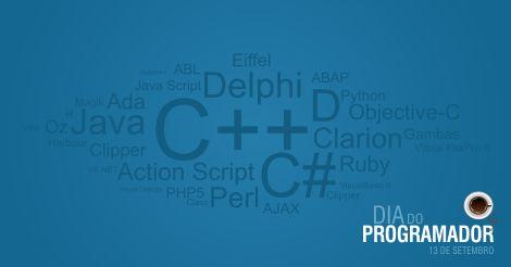 Para quem não sabe, hoje se comemora o Dia do Programador de computadores. A homenagem teve início na Rússia, que tem a data como feriado oficial no seu calendário. O dia escolhido para homenagear ...