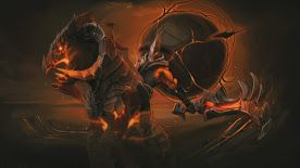 Chaos Knight DOTA 2 Wallpaper, Fondo, Loading Screen