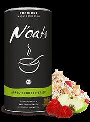Noats Bio-Porridge in der 400g-Packung | mymuesli