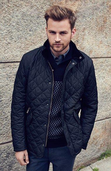 Barbour 'Chelsea' Regular Fit Quilted Jacket   Nordstrom