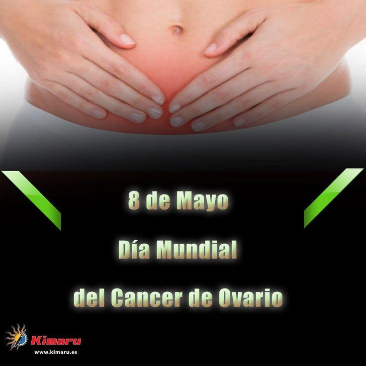 Día Mundial Cancer de Ovario 2014
