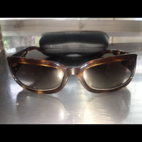 Chanel Sunglasses Style 5052 Worn maybe twice. Original value $198. Dark Brown Bordeaux/Soft Grey Lens. Practically brand new but will need balancing, which any Nordstrom will do for free. Comes with hard case. CHANEL Accessories Sunglasses