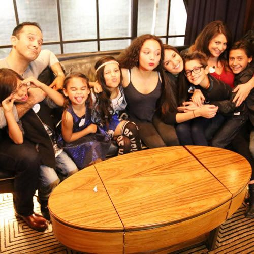 """Photos: """"Stuck In The Middle"""" Cast Together For Launch Party November 4, 2015 - Dis411"""