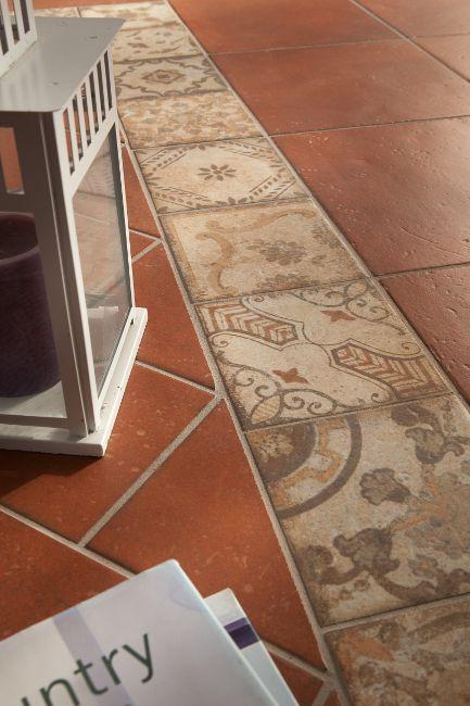 Напольной плитки - керамический пол и настенной плитки # Я Chiostri