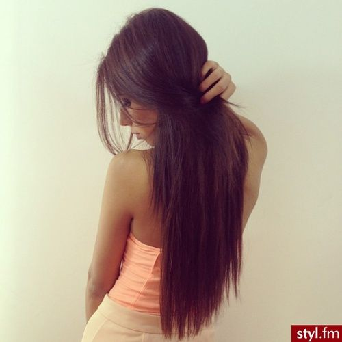 36 best images about straight hair on pinterest her hair