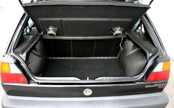 1991 VW Golf - G60