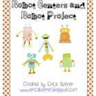 Read aloud books, Writing centers and Robots on Pinterest