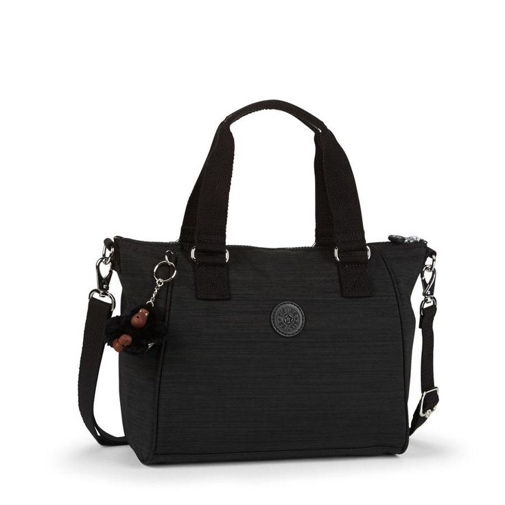 Kipling Amiel Bag (Basic Plus) (16616 FALL16) - Dazz Black