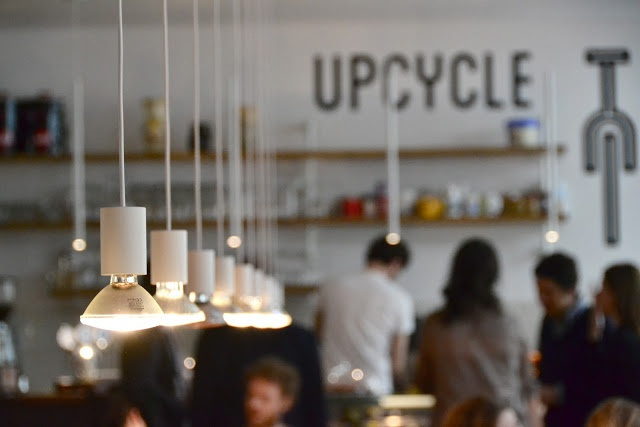 SNotes: Upcycle Milano Bike Cafè