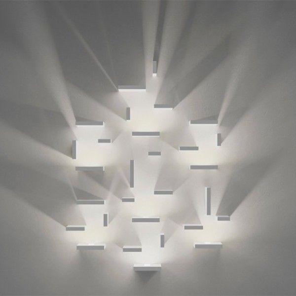 ديكورات اضاءات جدارية Cool Lighting Lighting Inspiration Creative Lighting