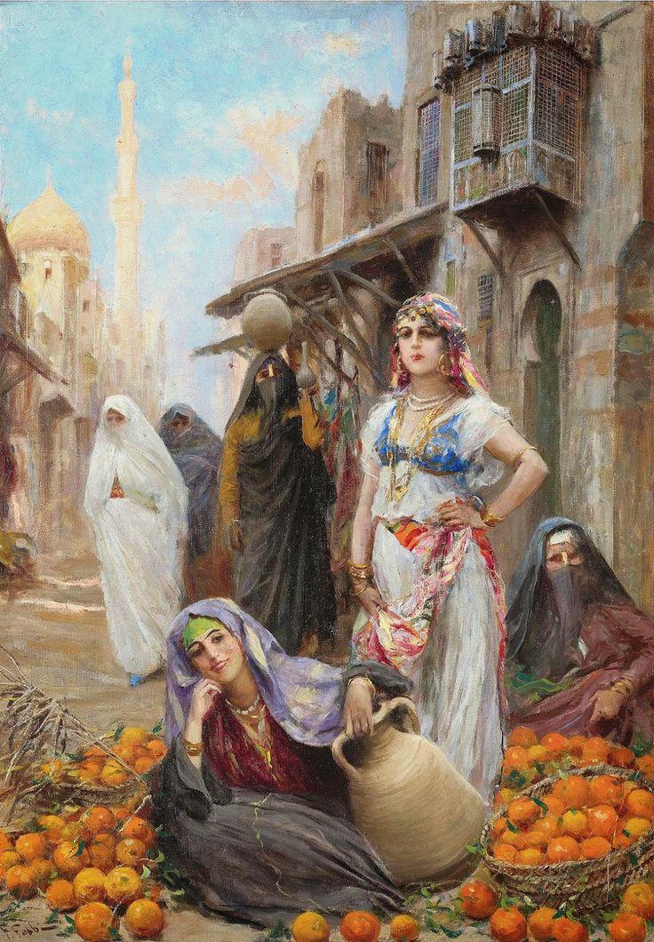 Orientalist painter | Tutt'Art@ | Pittura * Scultura * Poesia * Musica |