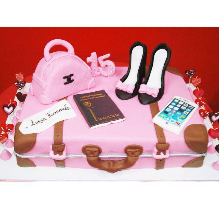 Tortas cumpleaños de Mujer