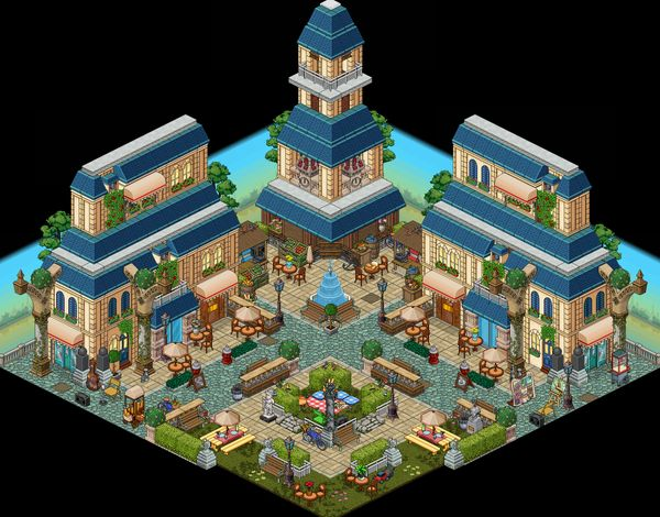 20 best images about Habbo Rooms on Pinterest | Mansions ...