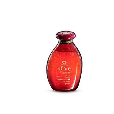 Óleo Desodorante Corporal Pimenta Rosa Sève - 200ml. De R$ 74,90 Por R$ 37,45. Fragrância exclusiva de pimenta rosa,