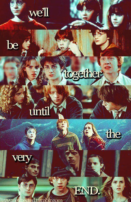The Trio Through the Years