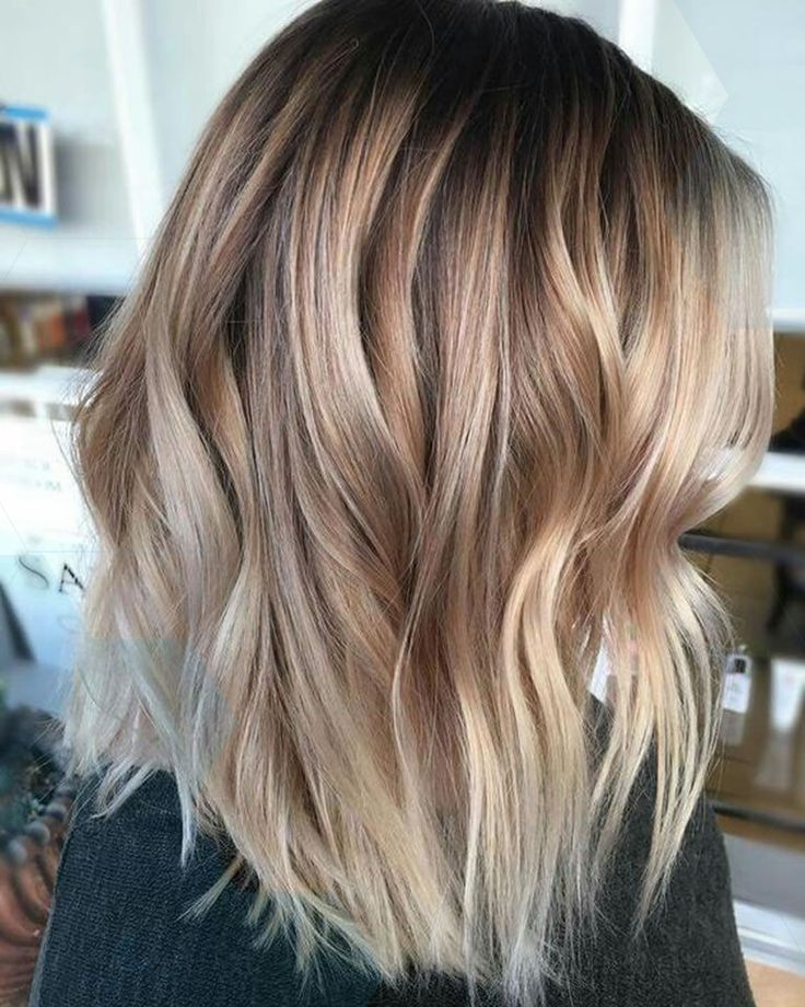 Unglaublich Großartig Sweeping Ombre Highlights 2018: Dark, Brunette, Blonde etc. Ideas for hair, #artig #screen #blonde #brunette #made …