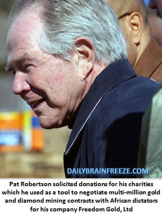 Pat Robertson Wikipedia