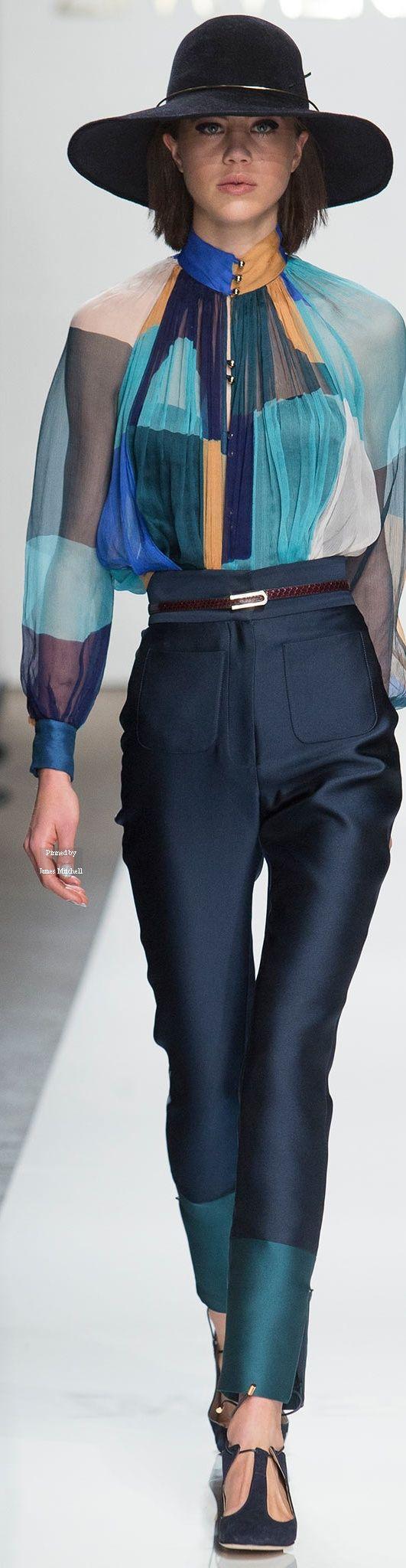 Zimmermann Fall 2015 Ready-to-Wear