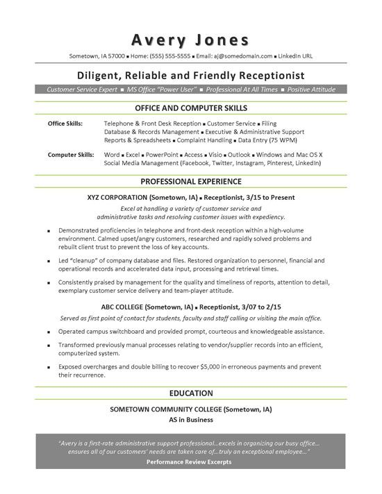 1000 ideas about example of resume on pinterest cover
