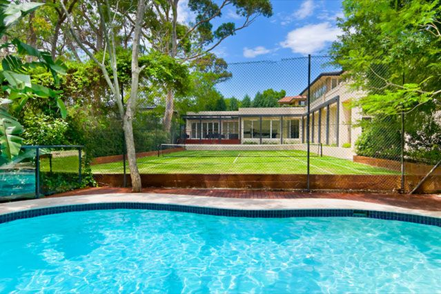 Sydney residential architects and builders received an HIA nomination for this custom built home #luxury #pool #dream #home