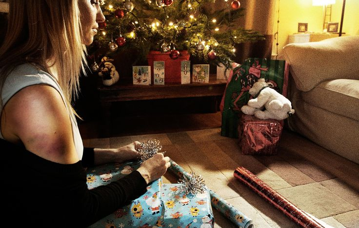 """Does Domestic Violence Actually Rise During the Holidays? 