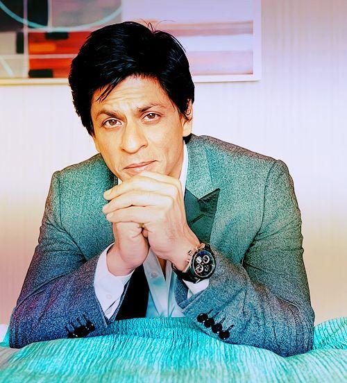 The sophisticate. #SRK #Shahrukh #Bollywood
