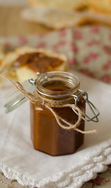 Sauce au caramel - Caramel, bonbons & chocolat...