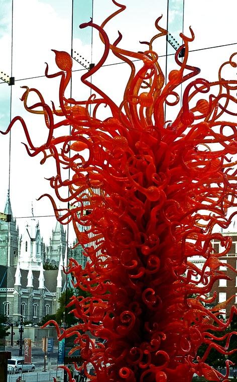 Symphony Hall Salt Lake City Abravenel Hall Sculpture by Chulily
