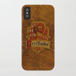 Gryffindor iPhone Case