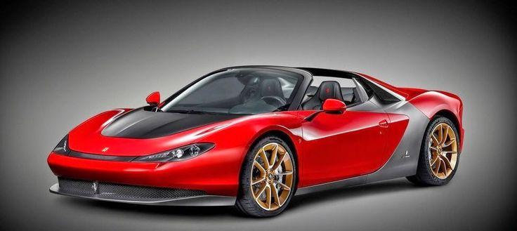 Monkey Motor: Este es el Ferrari Pininfarina Sergio