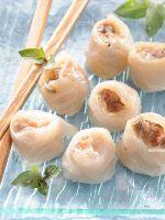 recette chinoise : bouchée vapeur