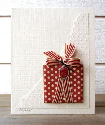 Rapport från ett skrivbord: Julkort