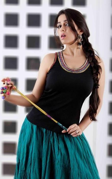 Hot Expressions of Charmi #CharmiKaur  #TeluguActress #FoundPix