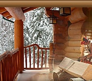 Moonstone Timber Frame - Computer Aided Designs - Log & Dovetail Homes - Photo Gallery#top