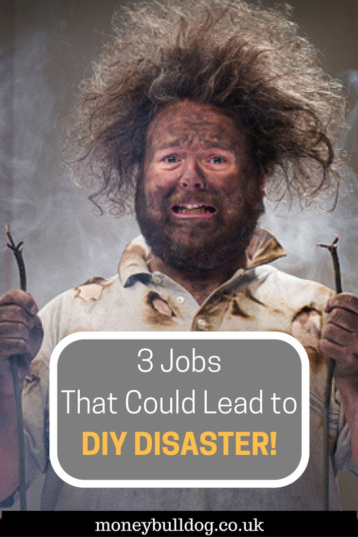 3 Jobs that could Lead to DIY Disaster! - DIY can be a great way to save money on home improvements, but are there some jobs that should simply be left to the experts? Here are 3 jobs that we feel it is worth paying extra for in order to get them done by the professionals and avoid a DIY Disaster!