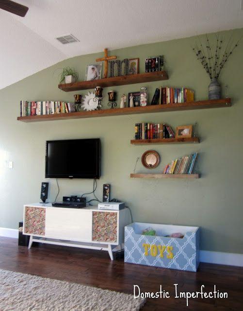 Best 25+ Living room bookshelves ideas on Pinterest | French doors ...