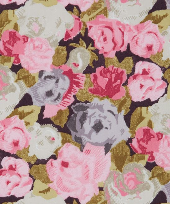 Victoria At Home with Roses Patterns Petals and Prints to Adorn Every Room